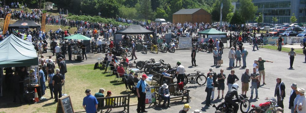 Brooklands Section Vintage Motorcycle Club